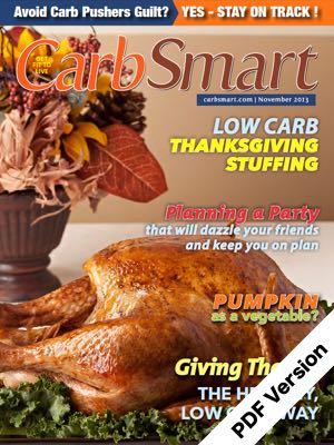 Order CarbSmart Magazine November 2013 PDF Version