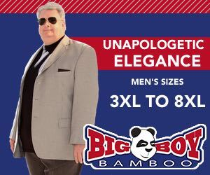 Big Boy Bamboo Unapologetic Elegance