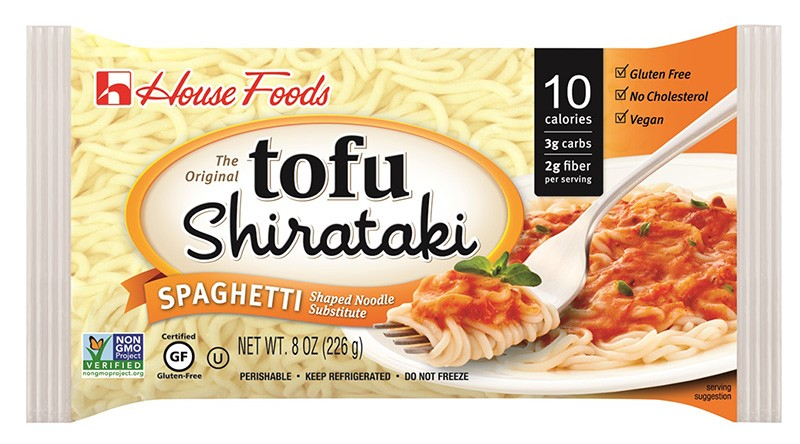 House Foods Tofu Shirataki Spaghetti shape