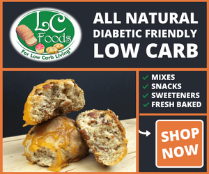 LC-Foods CarbSmart September Banner