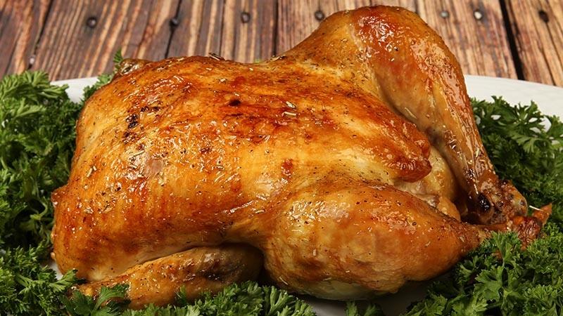 Low-Carb, Gluten-Free Harlem Roast Chicken Recipe