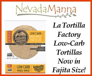 La Tortilla Factory Fajita Size Tortillas