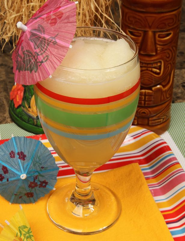 Tropical Cooler from Fat Fast Cookbook 2