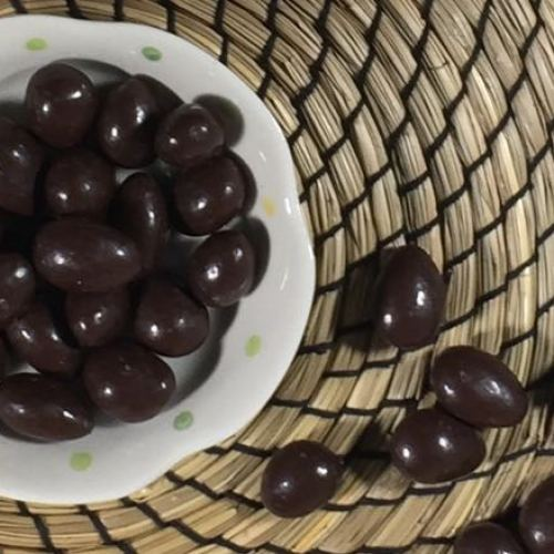Erythritol Sugar Free Dark Chocolate Covered Almonds Snack Pack