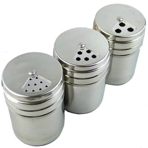 Thick It Up Stainless Steel Shakers