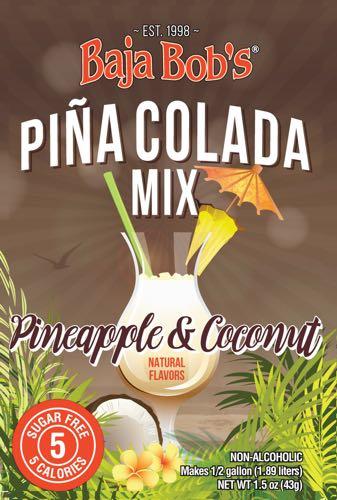 Baja Bob Pina Colada Mix Packet