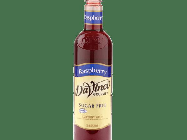 DaVinci Gourmet Sugar-Free Raspberry Syrup