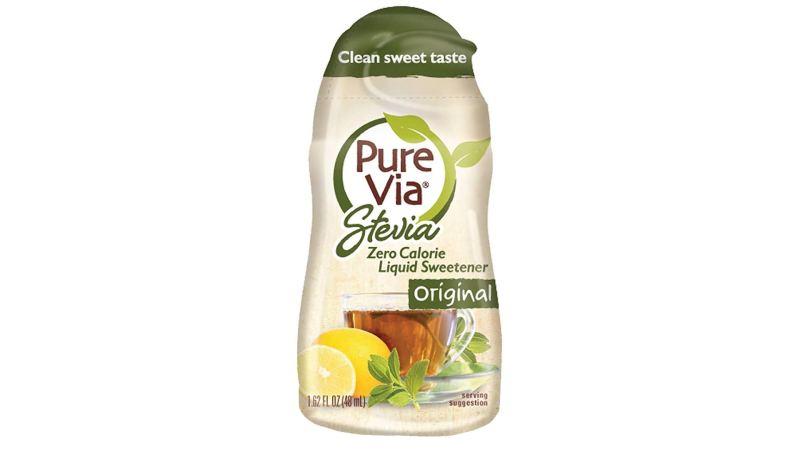 PureVia Liquid Stevia Drops