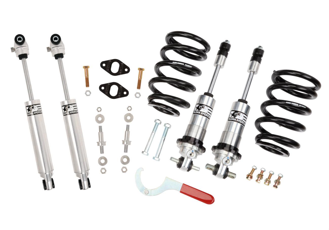 Road Comp Series Suspension Kits For Corvette S