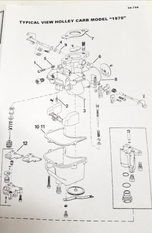 R3656 Carburetor Info Page