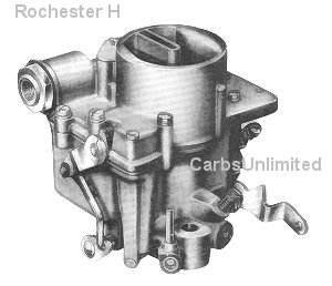 Rochester Carb Id