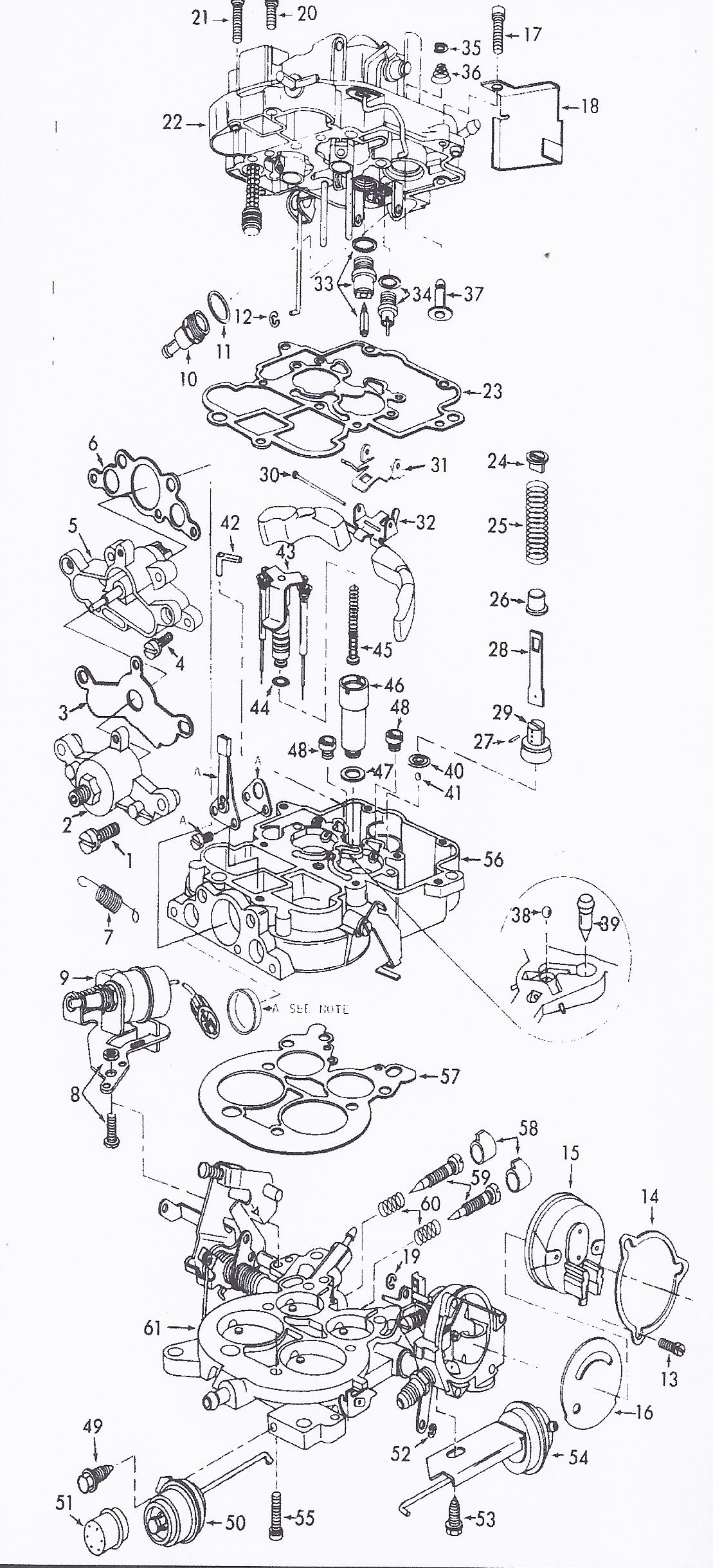 Ford Holley Carburetor Identification | Wiring Diagram Database