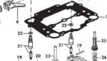 Carter WCFB Carburetor Float Circuit - Mikes Carburetor Parts