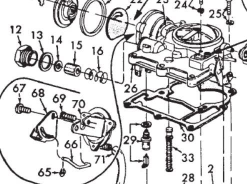 Rochester Fuel Filter Installation - Mikes Carburetor Parts