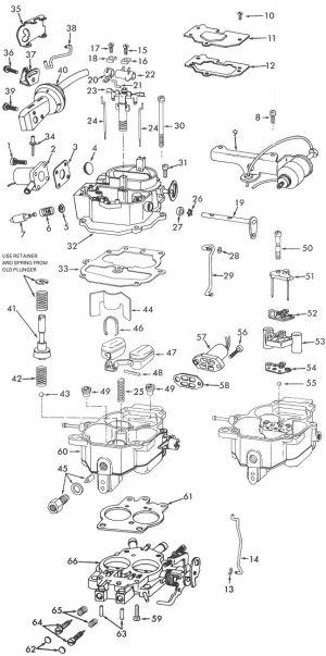 Help adjusting Carter carb  JeepForum