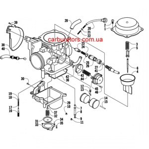 Harley Cv Carb Parts Diagram  ImageResizerToolCom