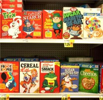 SERIOUSLY FUNNY CEREAL