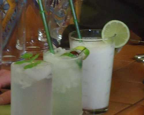 VIDEO #2: THREE EZ LIME DRINKS
