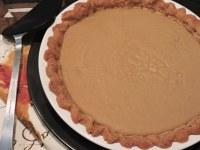 White Pumpkin Pie