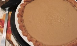 White Pumpkin Pie - White Pumpkin Pie (carbwarscookbooks.com)