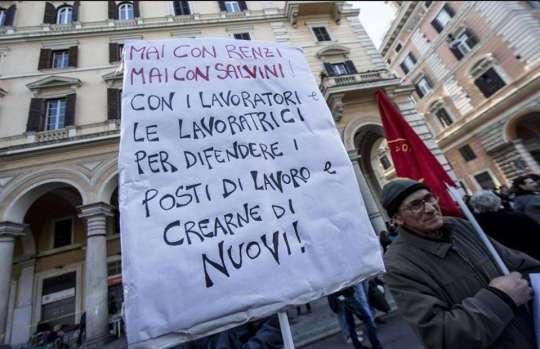 mai con Salvini