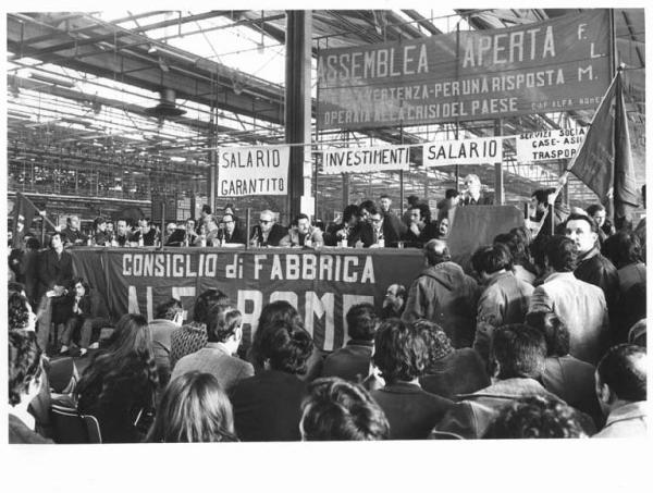 Intervista a R. Rugi operaio della CSO di Firenze. Le lotte operaie, il movimento comunista, i consigli di fabbrica