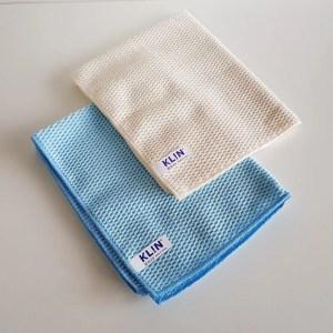 Klin Korea - Bubble Towel - 46 x 37 cm - uitgepakt