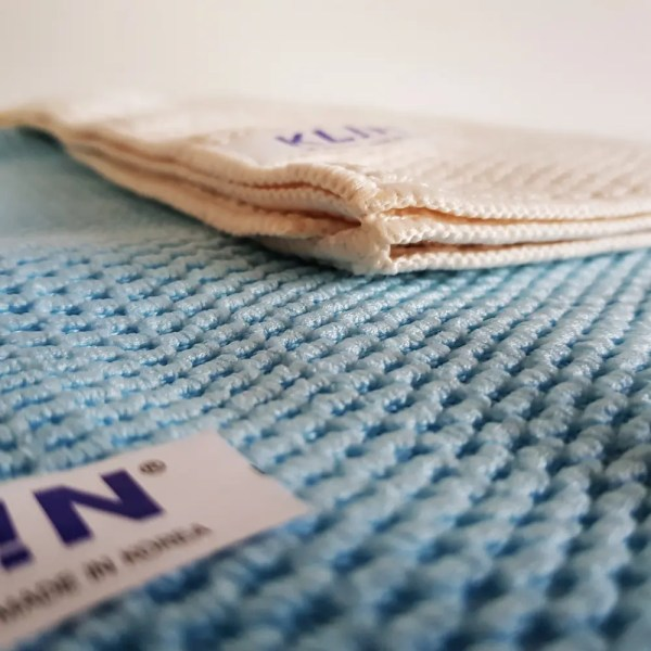 Klin Korea - Bubble Towel - 46 x 37 cm - close up