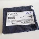 Klin Korea - Drying Duo Small - 36 x 22 cm - Dubbellaagse droogdoek