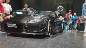 Waxstock Koenigsegg Showcar