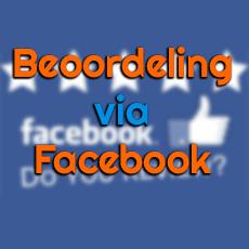 Laat een beoordeling achter op Facebook