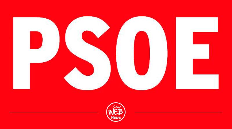 Comunicado PSOE: Respuesta a las condiciones del PP y situación de IU