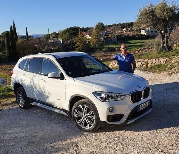 client satisfait Importateur Automobile BMW Occasion Allemagne - Carcelle.com - BMW X1