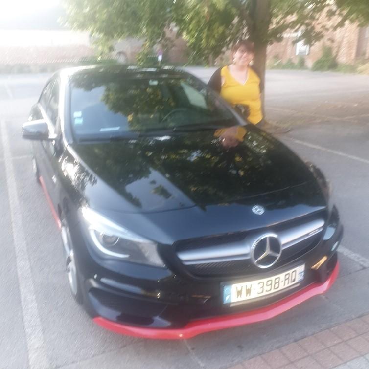 Client Satisfait Importateur Mercedes Occasion Allemagne - Carcelle.com -
