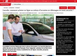 Achat de voiture en ligne : choisissez la sécurité avec Carcelle.com
