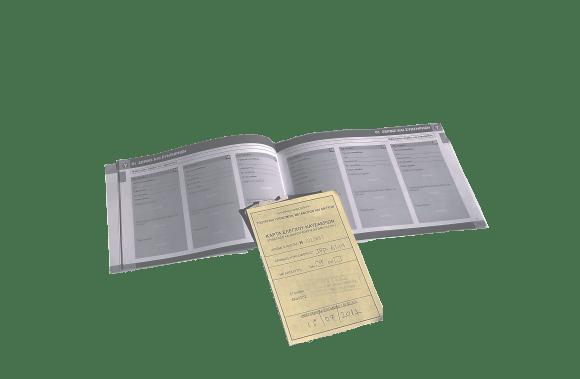 Έλεγχος εγγράφων μεταχειρισμένου