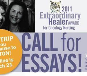 CURE 2011 Extraordinary Healer Award