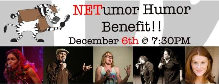 NETumor Humor Benefit for carcinod and NET cancer research