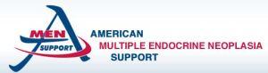 American Multiple Endocrine Neoplasia Support logo