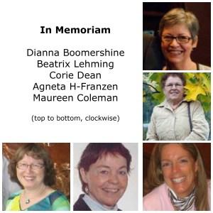 In Memoriam 2013, Carcinoid and Neuroendocrine Cancer Leaders