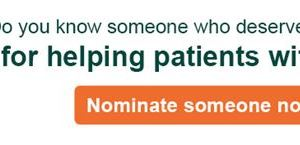 Warner Advocacy Award 2014, Call for Nominations