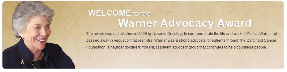 Warner Advocacy Award_2