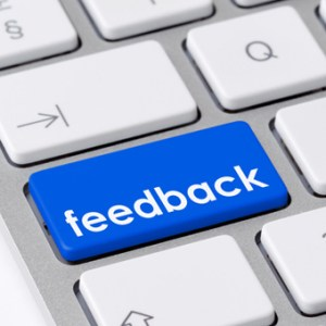 Survey, online, feedback