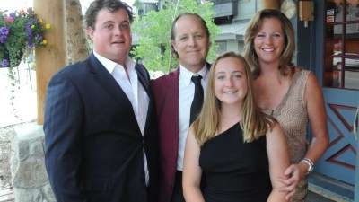Carolyn Frances and Family