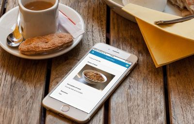 Carcinoid NETs app, Food Diary