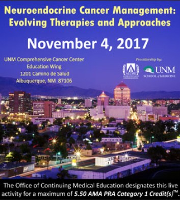 Neuroendocrine Cancer Management: CME Conference in New Mexico