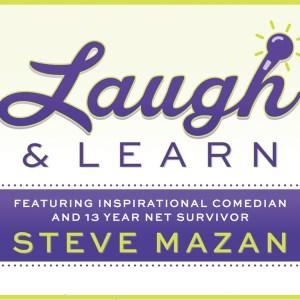 Steve Mazan, Laugh and Learn, June 2018