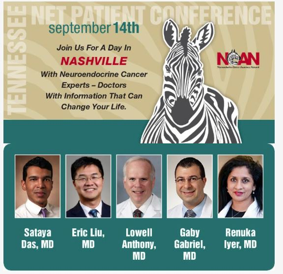 NCAN regional conference, Tennessee, Sept 14, 2019 with speakers