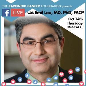 Emil Lou, MD, PhD, FACP Oct 14