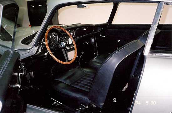 Aston Martin Restoration Reupholster Aston Martin Upholstery